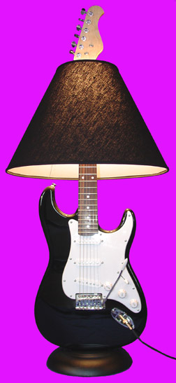 GuitarLamp
